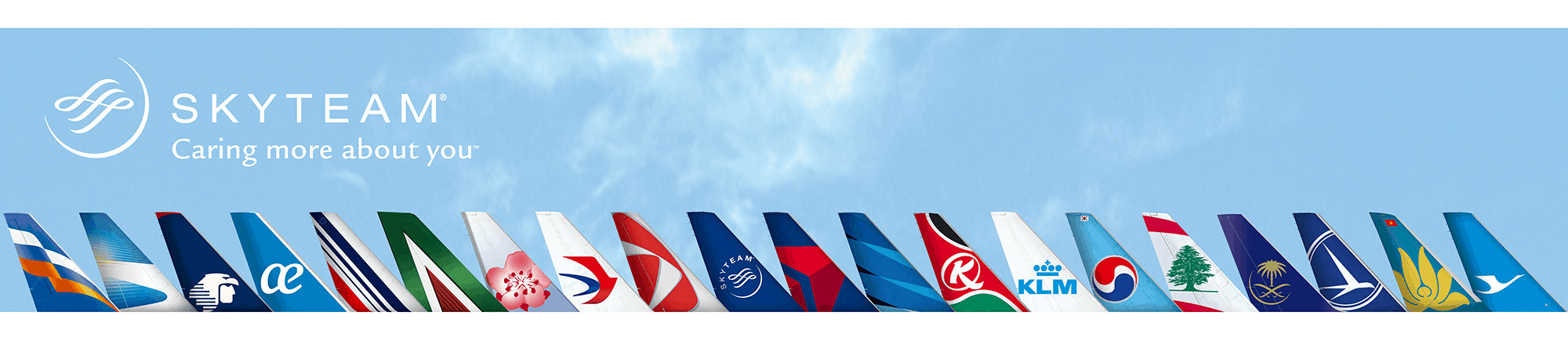 Check out our airline alliance